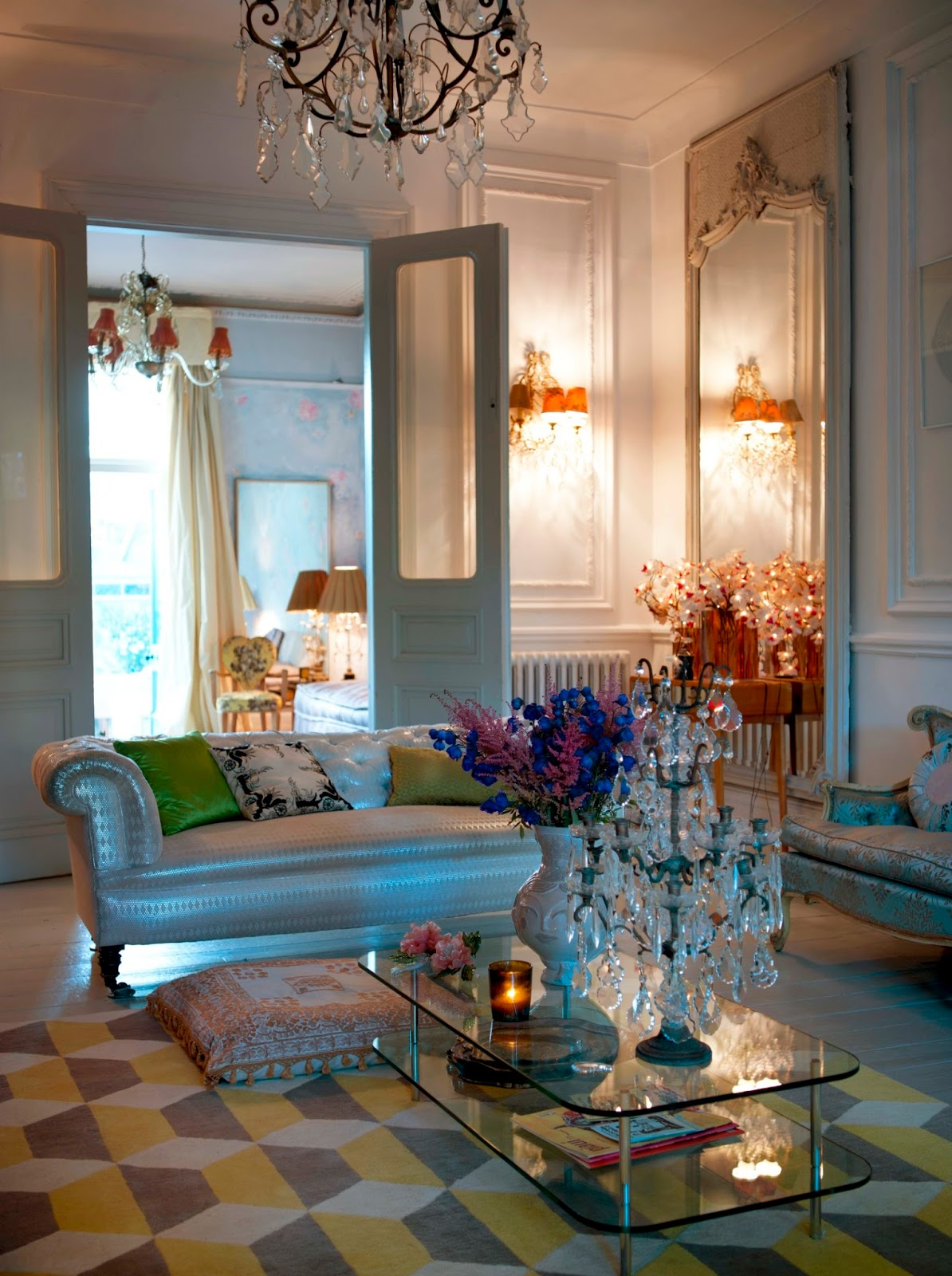Decor inspiration at home with marianne cotterill interior stylist by debi treloar