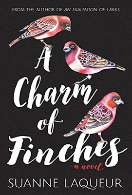 ARC Review: A Charm of Finches by Suanne Laqueur