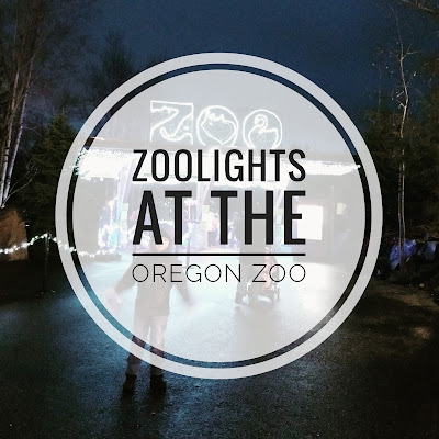 Christmastime Traditions: ZooLights at the Oregon Zoo