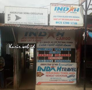 Alamat agen Indah Logistik cargo di Padang Sidempuan.