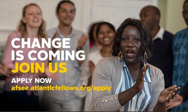 Atlantic Fellows for Social and Economic Equity programme (£18,000)