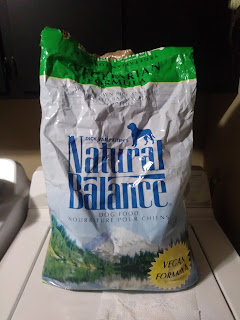 Natural Balance, Vegan formula