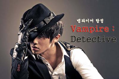 drama korea Vampire Detective