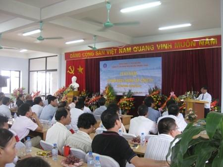 Kỷ niệm 10 năm thành lập Viglacera Thăng Long