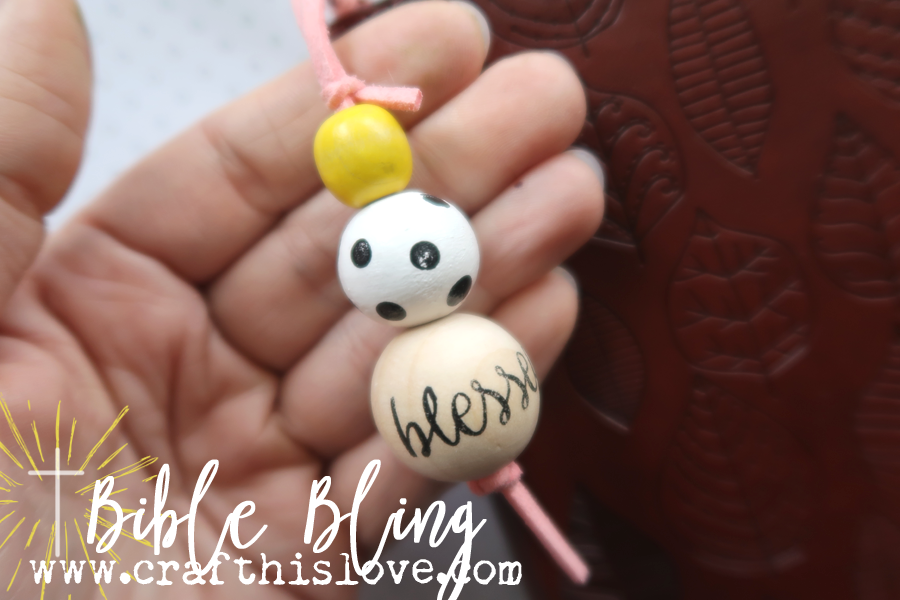 Bible Journaling Accessories- Bible Charm