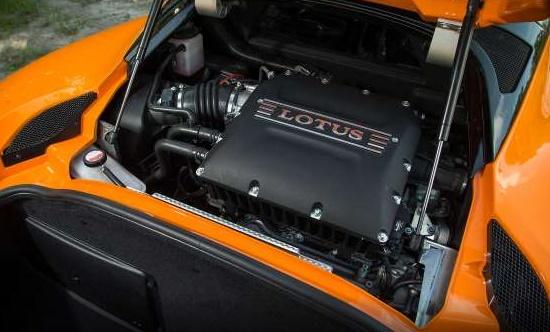 2017 Lotus Evora 400 REVIEWS machine