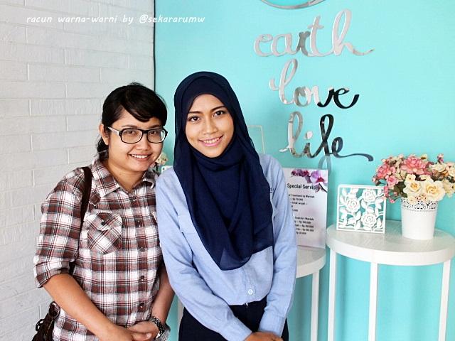 Supervisor Wardah Beauty House Yogyakarta