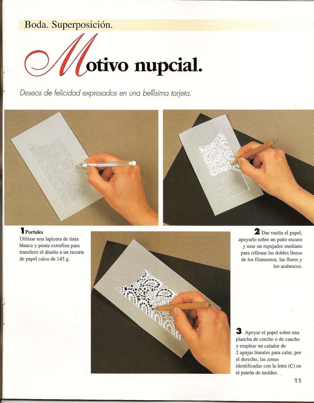 Manualidades para decorar como crear paso a paso - Manualidades para hacer tarjetas ...