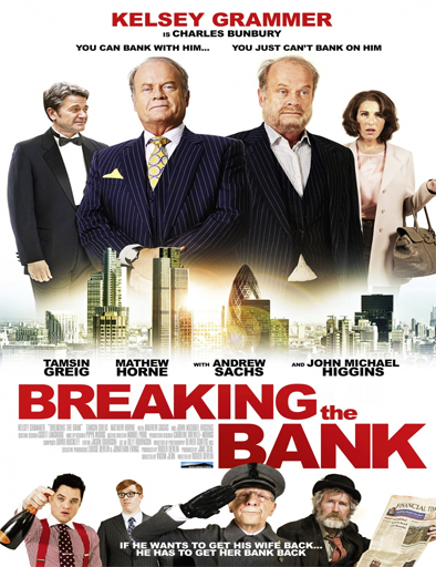 Ver Breaking the Bank (2014) Online