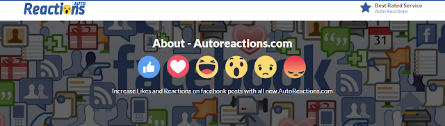 AutoReaction.com Naikkan FB Fan Page Anda
