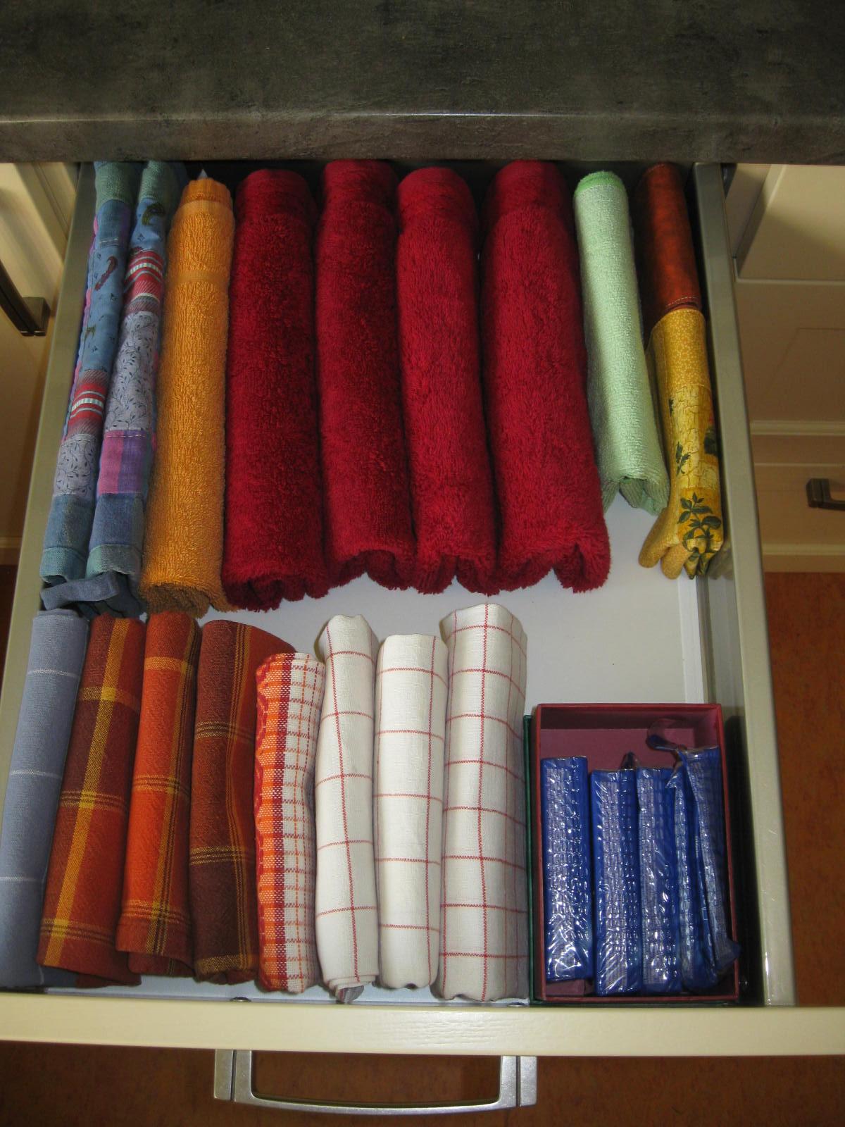 Valomea\'s Flickenkiste: Entrümpeln Aufgabe 32: Handtücher und ...