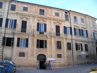 Casa Leopardi: The poet's home in Recanati is now a museum