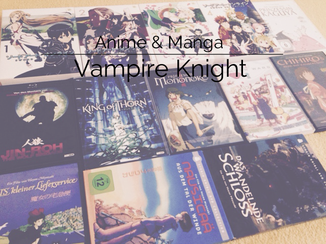 Review Vampire Knight