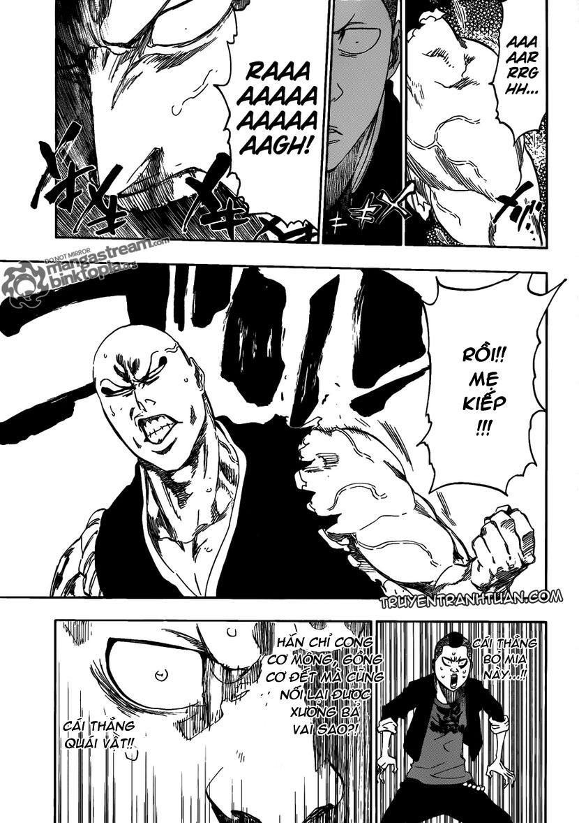 Bleach chapter 465 trang 6