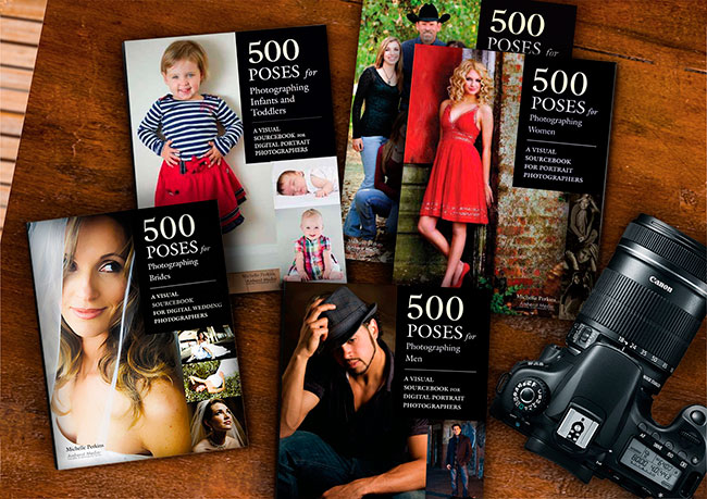 Descargar Gratis Libros PDF 500 Poses for Photographing by Michelle Perkins
