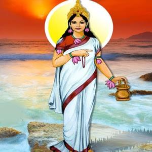 Brahmacharini mata-Navratri Festval