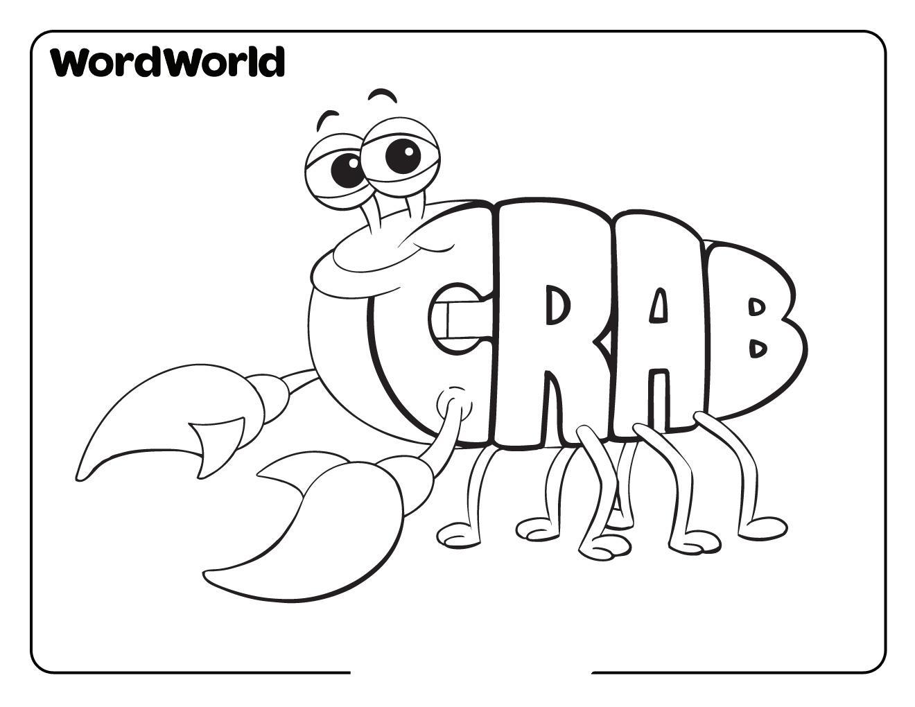 Dibujos Para Colorear Word