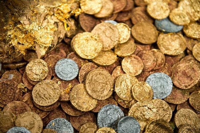 Moedas portuguesas de ouro