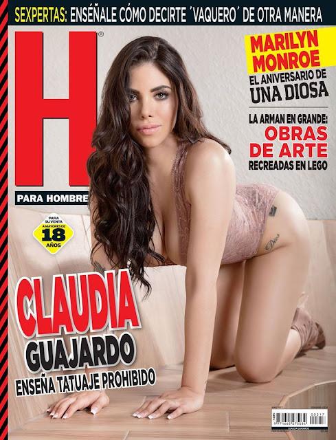 Fotos Claudia Guajardo revista h