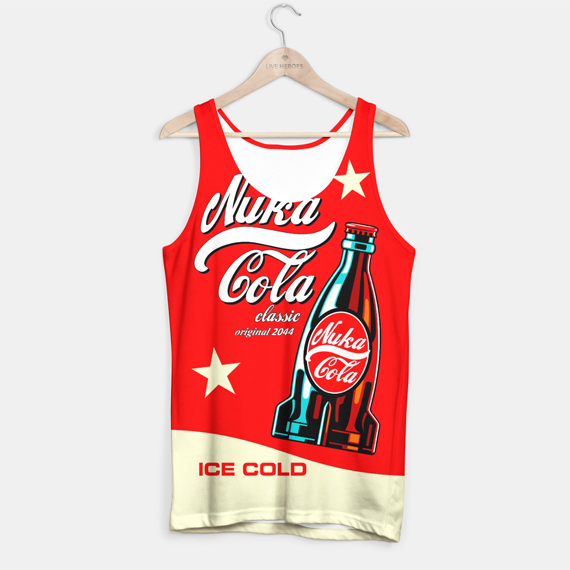 tank tops and graphic tshirts at Live Heroes in Pop Art Style