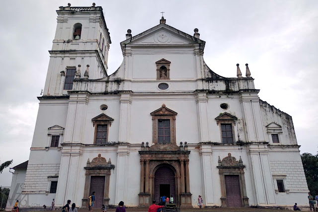 Se Cathedral, 1619 AD