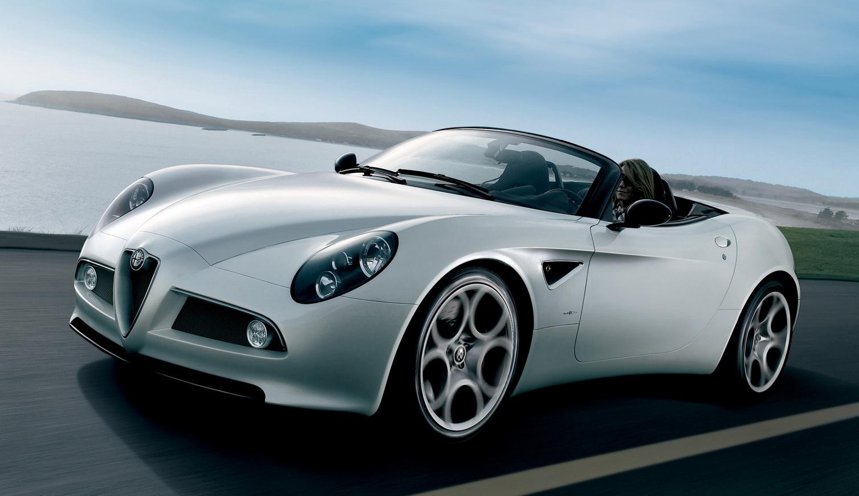 Most Wanted Car: Alfa Romeo Spider
