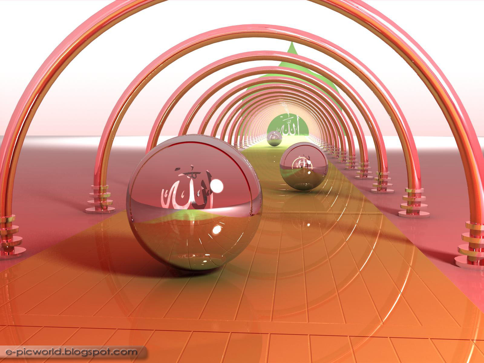 Islam Inside: World Islamic Pictures 3D