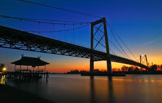 Jembatan Pulau Bakut
