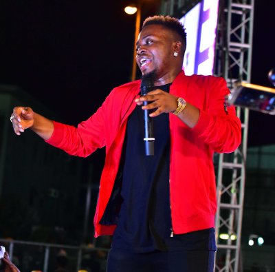 Headies_2016: Olamide Wins Best Street Hop Artiste Award For The 2nd