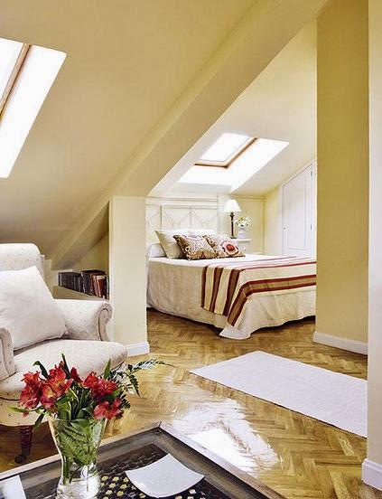 6 claves para decorar un dormitorio con poca luz  Decoracin