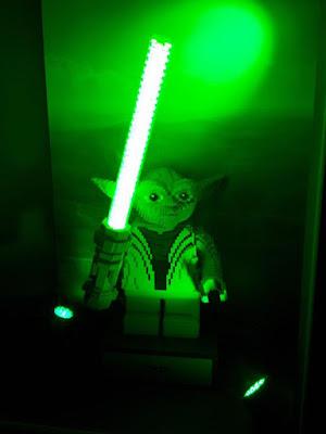 Mini Yoda