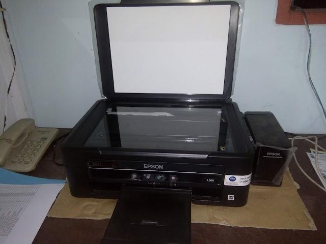 Kecanggihan Scan dan Fotocopy di Mesin Printer Epson L360