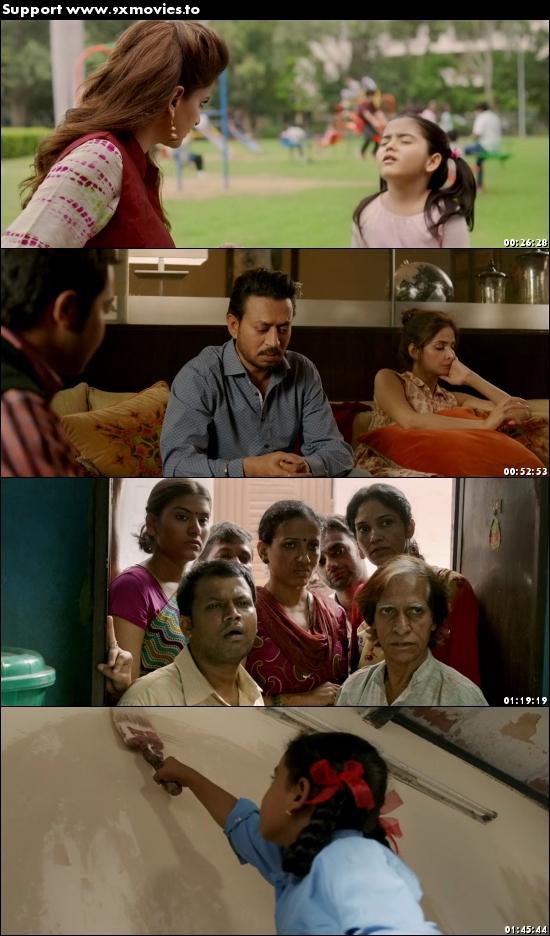 Hindi Medium 2017 Hindi 480p BluRay 350mb