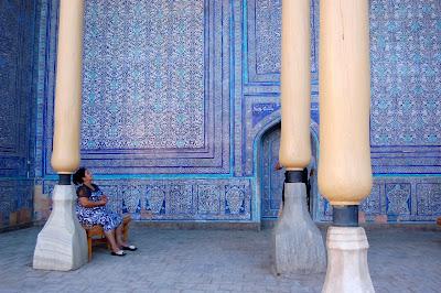 Le Chameau Bleu - Khiva - Ouzbékistan
