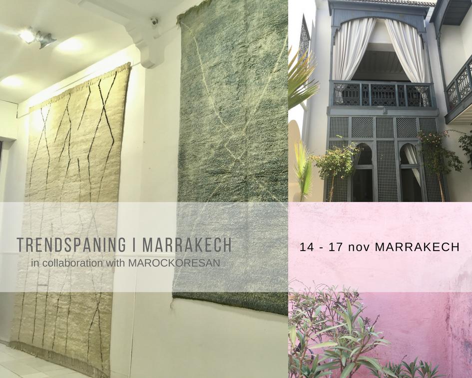 longhelg,retreat,resan, marrakech,stockholm