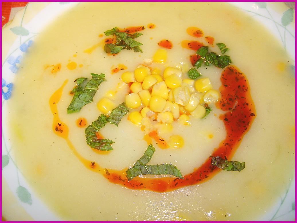 Ovalama Çorbası Tarifi