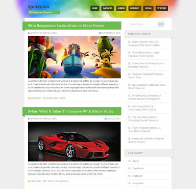 This blogger template has free, responsive, SEO friendly, mobile friendly, high quality, related post widget, stylish, simple, dynamic, popular post, recent post, social share buttons, responsive menubar, submenu bar and author box. This template is suitable for all blogs like news blog, magazine blogs, photo gallery blog, video gallery blog, movies blog, personal blog etc. Hope, you will like this template.