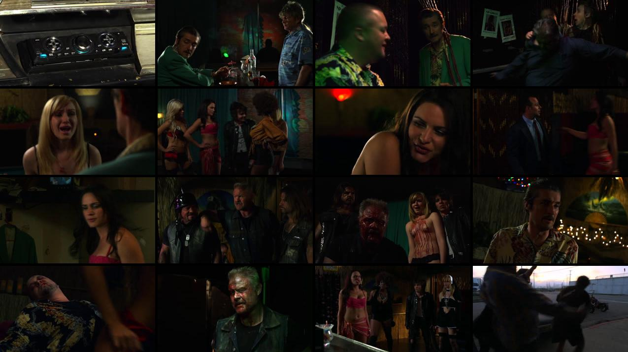 [18+] Zombies vs Strippers 2012 DVDRip 300MB Screenshot
