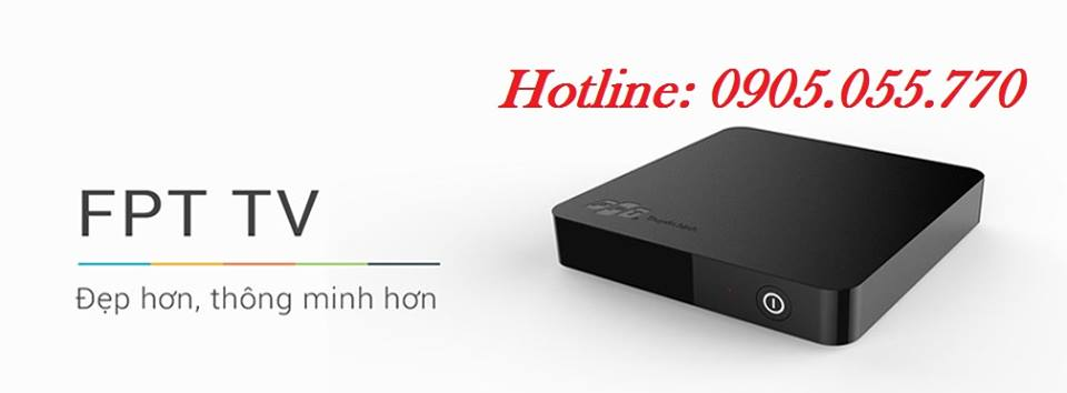 Hotline đăng kí truyền hình FPT