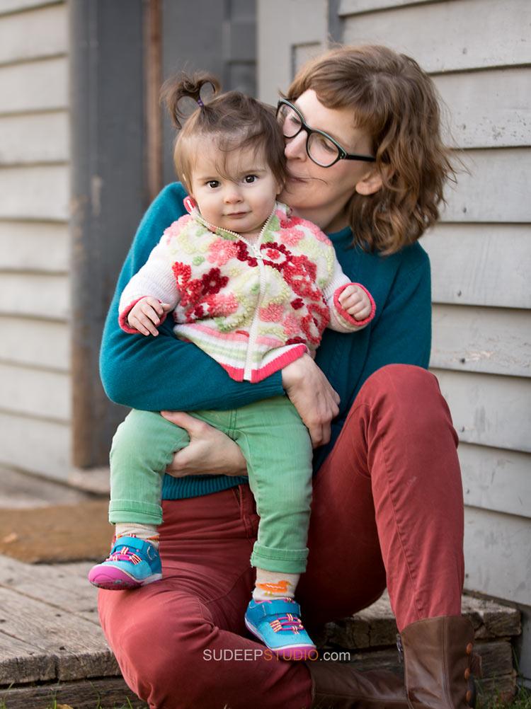 Ann Arbor Family Portrait Photography - Sudeep Studio.com