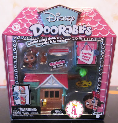 Лило и Стич Disney Doorables