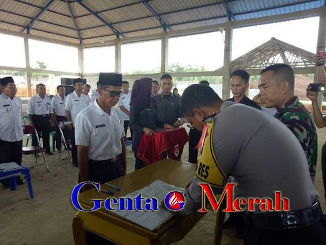 Pelaksanaan Kegiatan Fisik ADD Mesuji Harus Sesuai Perbup