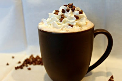 Cookie Dough Hot Chocolate