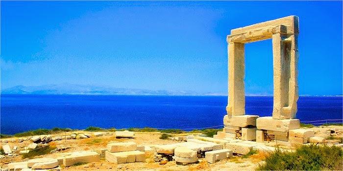 Cosa visitare sull'isola Naxos, in Grecia