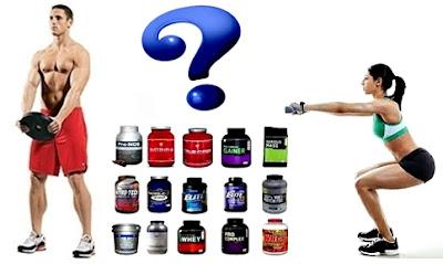 Suplementos ganar masa muscular