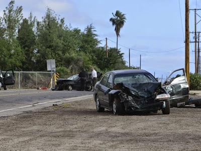 visalia tulare county car crash mcauliff street jose sanchez michael coffman