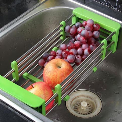 Stainless Steel Washbasin Colander