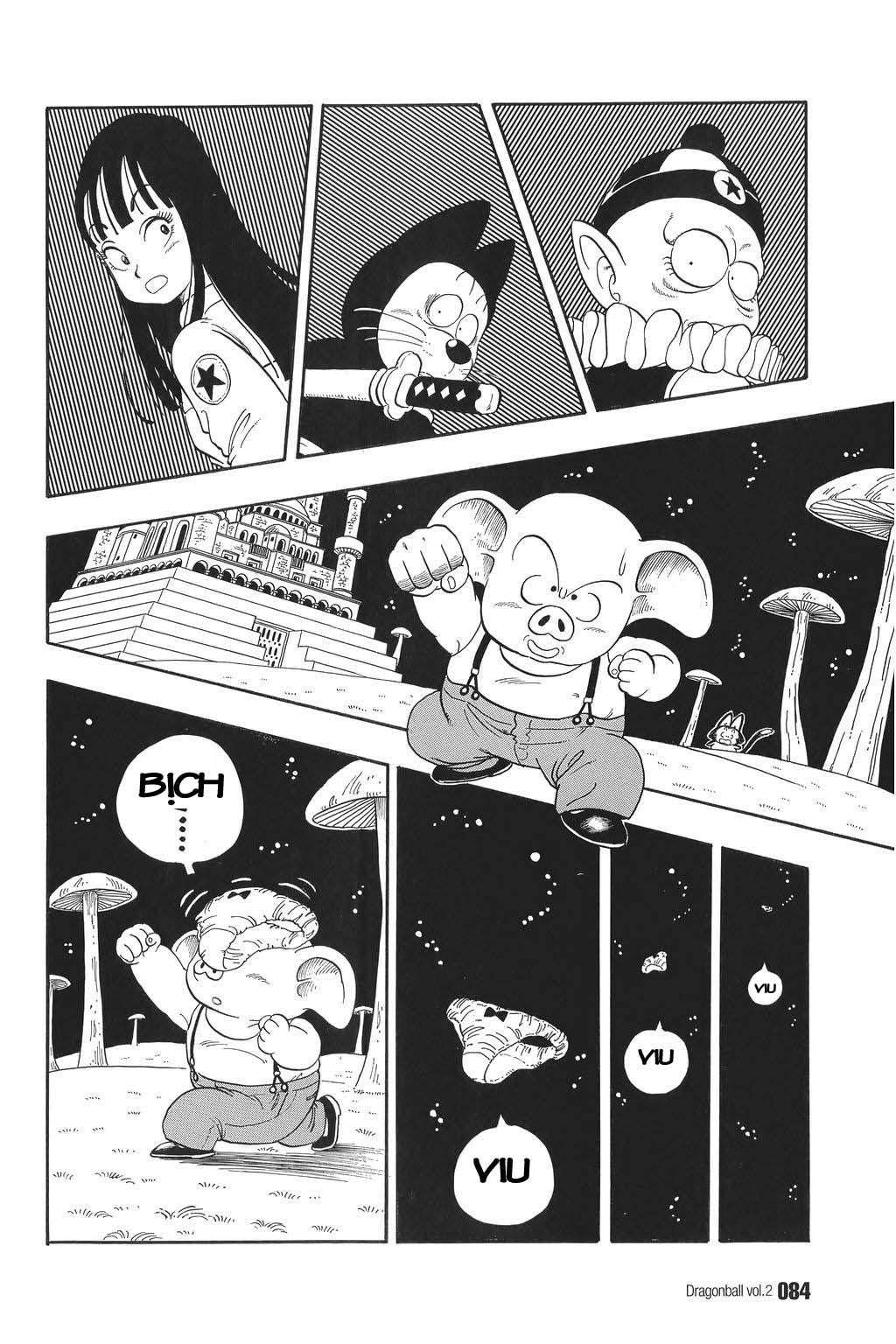 Dragon Ball chap 20 trang 8