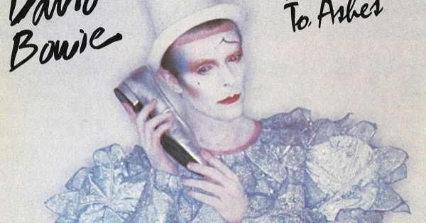 1980 | DAVID BOWIE | PIERROT WITH THE SILVER SHOE