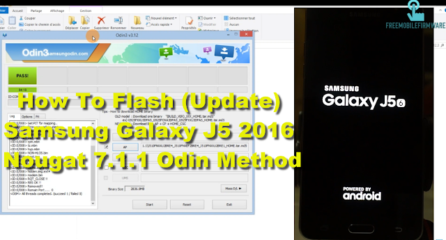 Samsung Galaxy J5 Sm J510l Firmware Flash File Stock Rom – Fondos de
